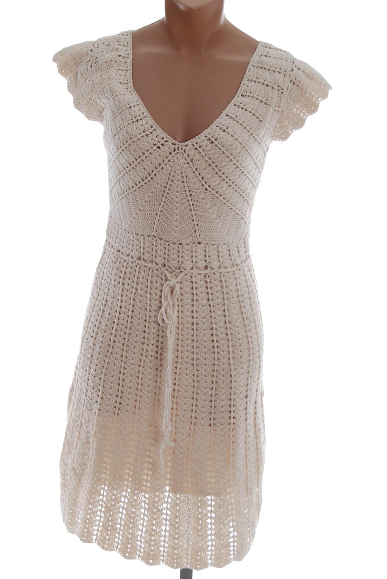Комментарий: Красивое платье крючком : Вязание на.