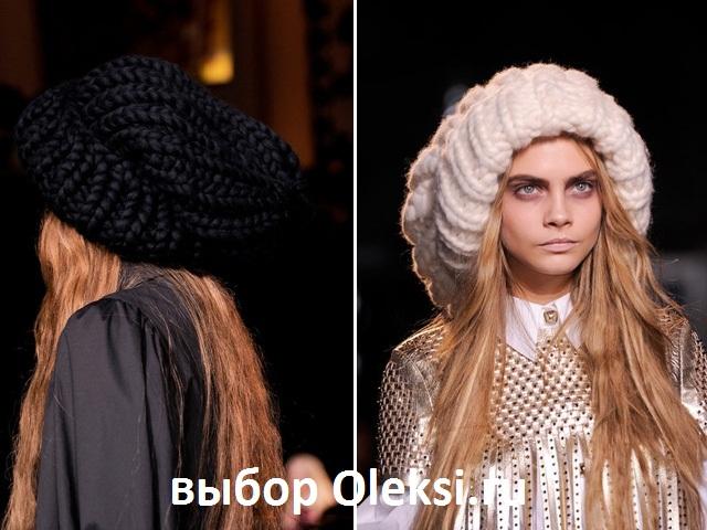 шапка giles deakon 2014 черная и белая