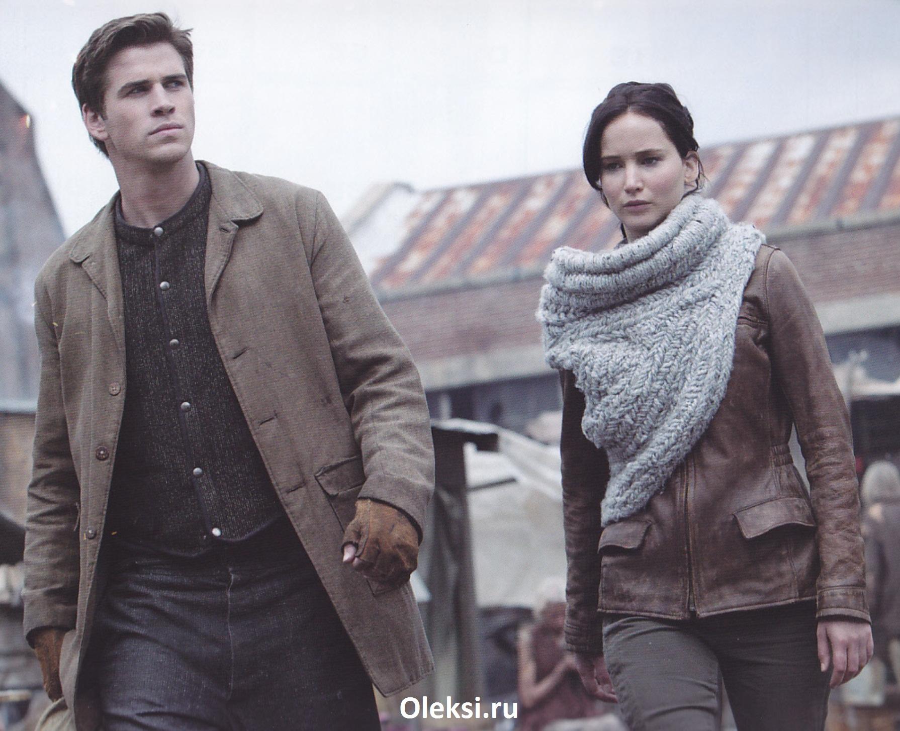 шарф хомут крючком схема и описание 2014