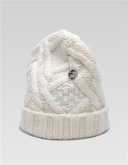 Эта шапка от Гуччи. Очень