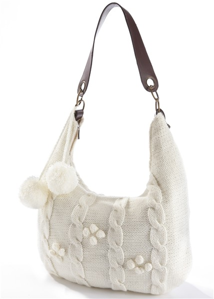 Вязание .  1 Модные сумки этого года; 2 Секреты вязания ... но и создани.