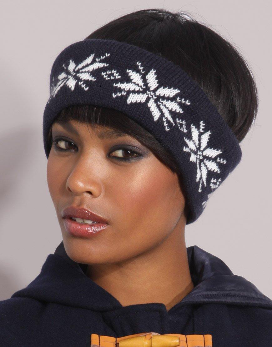 спицами повязки на голову - вязание.