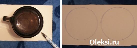 как сделать шаблоны для помпонов