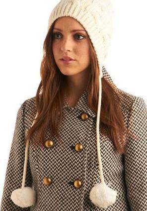 то вязание шапок со