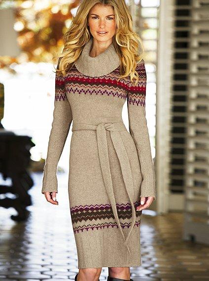 Хочу вязаное платье .где купить