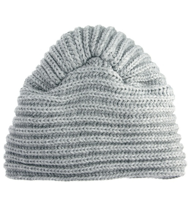 шапка тюрбан вид сзади