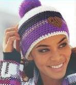модная шапка 2010 2011 отто