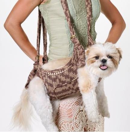Инновационная сумка для собак от дизайнера Шэннон Бич (Shannon Beach...