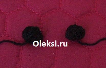 ушки вязаной степаниды